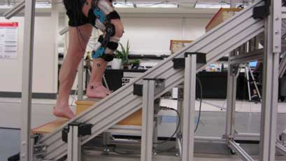 Clinical study on Levitation 2 Knee brace at mccaig institute